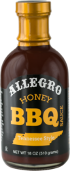allegro honey bbq sauce
