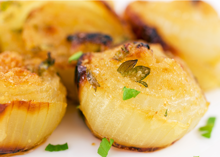 Baked Onion Marinating Recipe - Allegro Marinade