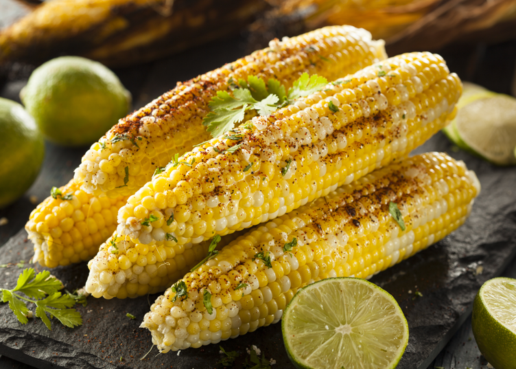 Hot & Spicy BBQ Corn on the Cob Recipe - Allegro Marinade