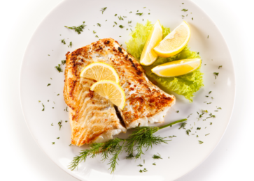Soy & Lime Fish Filets Recipe - Allegro Marinade