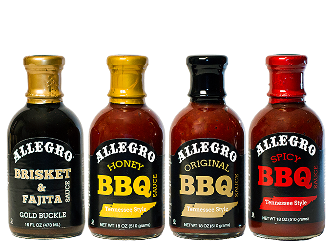 Allegro Marinades - Distinctive Sauces